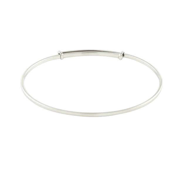 Loop Bar Bangle - VETIVR  - 2
