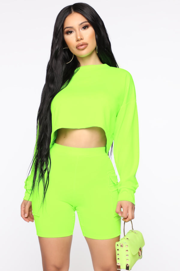 19109ccbee409e Womens Matching Tops & Bottoms | Crop Tops & Hoodies with Leggings