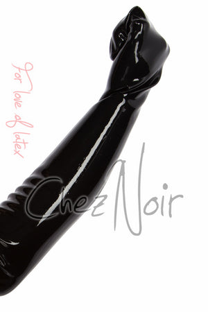 Latex Fisting Mitt | Chez Noir | Latex Sex Toys, Fetish Wear and More!