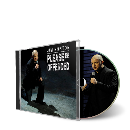 Please Be Offended Audio CD