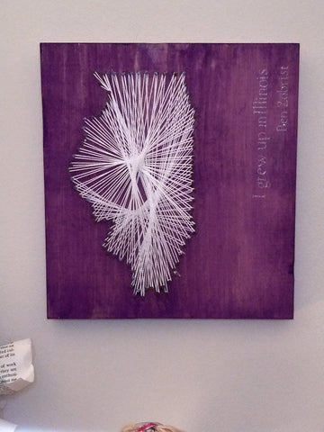 String Art Creativity