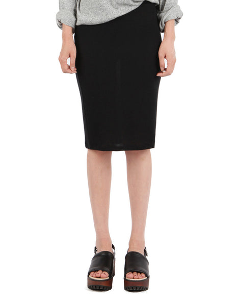 Kimberly Skirt Real Black