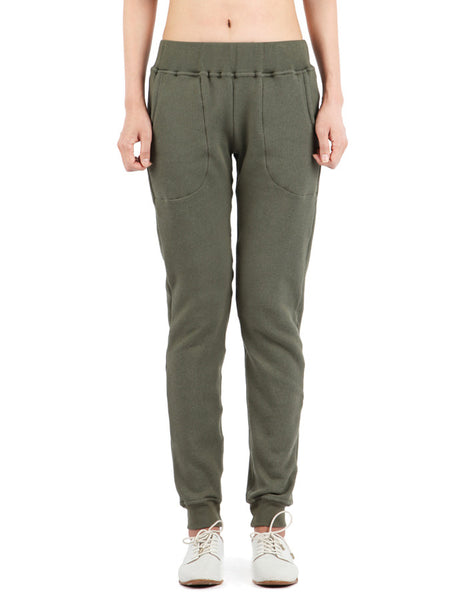 Avery Sweatpants Lichen Green
