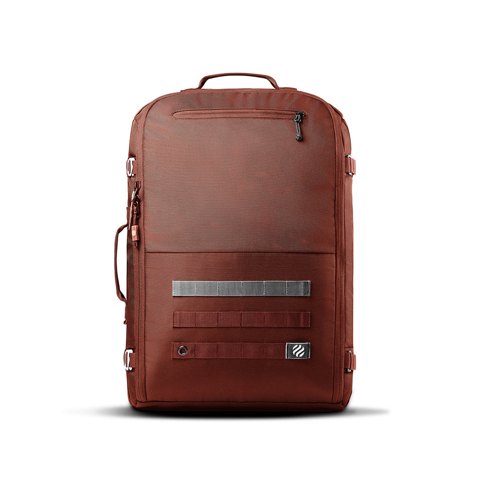 Heimplanet Monolith Weekender 40L Copper Red