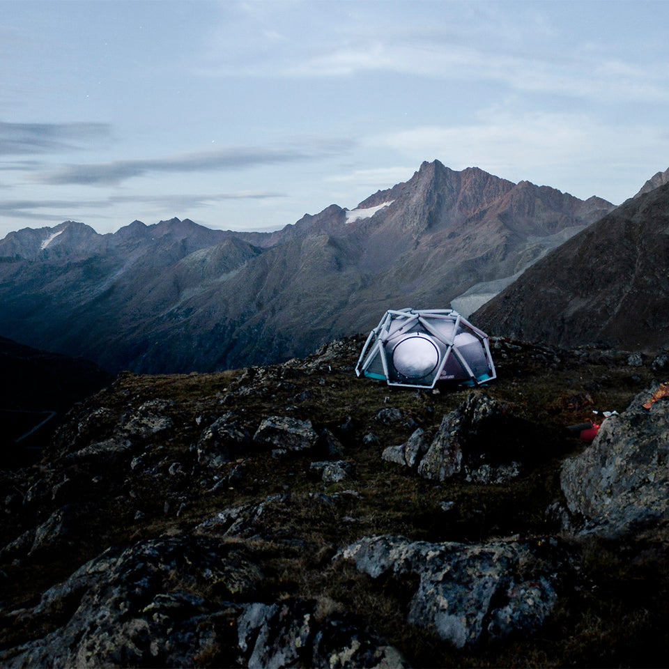 Heimplanet The Cave Tent Classic