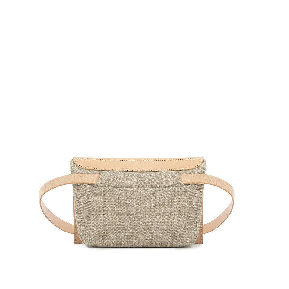 Thisispaper Tactical Bag Lite Raw Natural