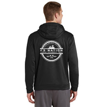 2019 Official F3 Race Jersey -Sport-Tek Sport-Wick Fleece Hooded Pullover Pre-Order 04/19