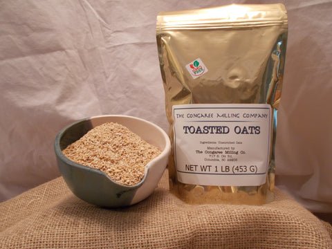 Stone-Cut Toasted Oats