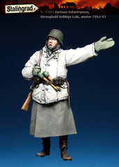 German Infantryman Winter, 1942-43