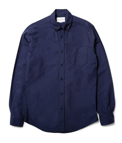 Classic Button Down - Navy Oxford