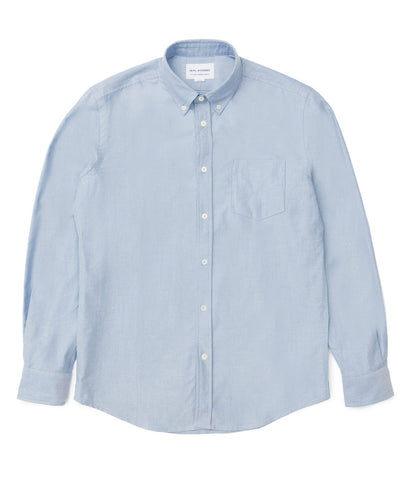 Classic Button Down - Sky Oxford