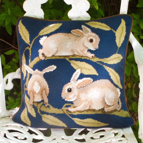 Rabbits Cushion