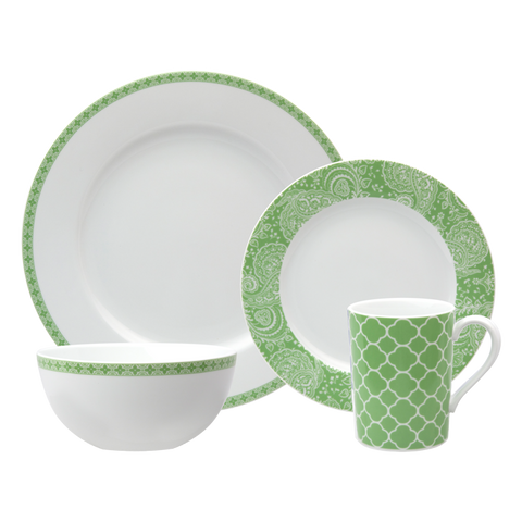 Faithful 4-Piece Place Setting