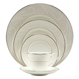 Pearl Ariel 5-Piece Place Setting