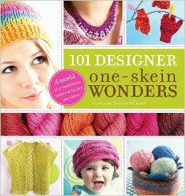 101 Designer One Skein Wonders