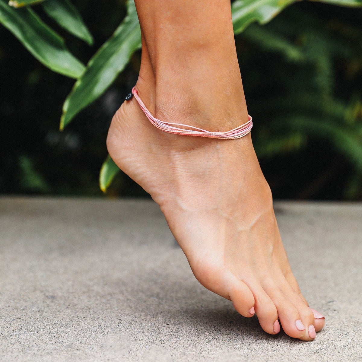 Bubble Gum Anklet Photo 2