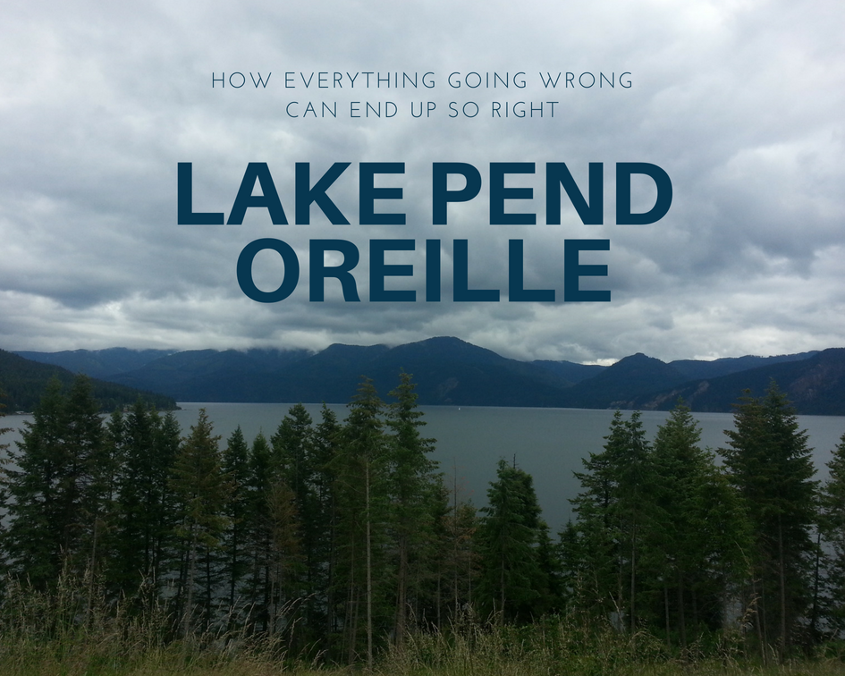 Our Adventure on Lake Pend Oreille