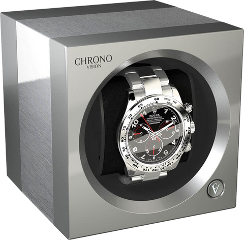 Chronovision One - Aluminum / Chrome Silk | 70050/101.30.14