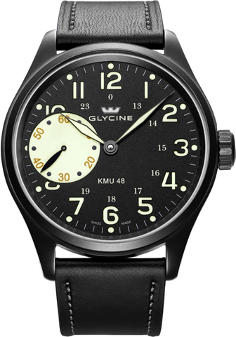 Glycine - KMU - 48mm Limited Edition | Ref. 3905.99AT LB90