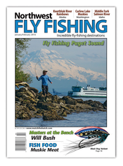 Northwest Fly Fishing Jan/Feb 2016 (Print)