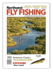 Northwest Fly Fishing July/August 2018 (Print)