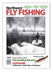 Northwest Fly Fishing Jan/Feb 2019 (Print)