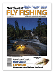 Northwest Fly Fishing March/April 2019 (Print)