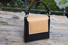 Stylish Leather Dark Green Womens Handbag Crossbody Bag Purse Shoulder Bag for Women