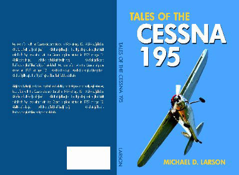 Tales of the Cessna 195 (order through Amazon)
