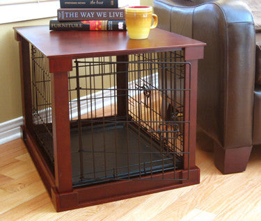 Dog Cage with Crate Cover - Pet Possibilities