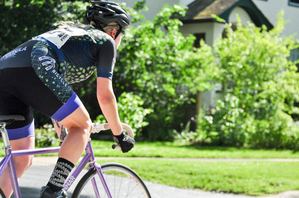 A (No) Crash Course from Cane to Crit Racing