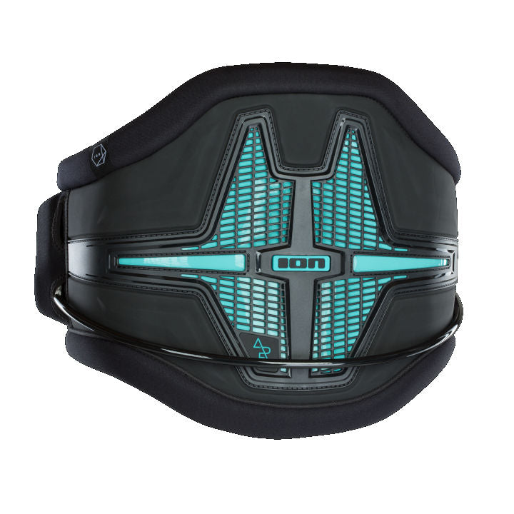 2019 ION Apex 7 Kiteboarding Harness Black Blue Canada