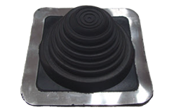 "#1 Standard EPDM Pipe Boot (1/4""-2"")"
