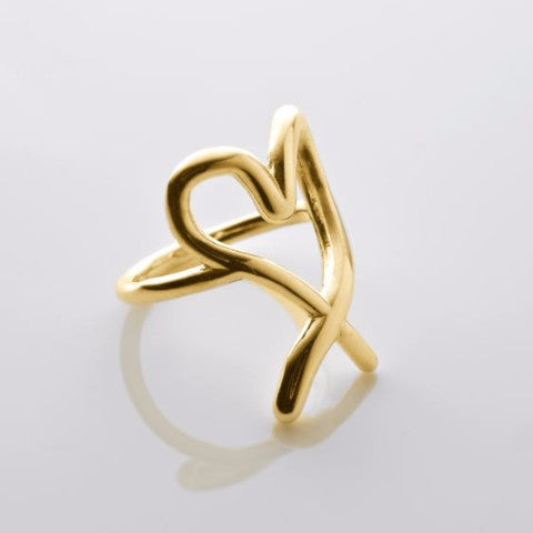 You have my heart ring in Gold