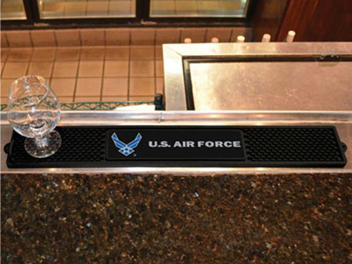 FanMats Air Force Drink Mat 3.25x24