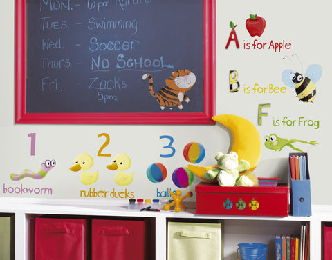 Education Station Peel & Stick Wall Decals  image