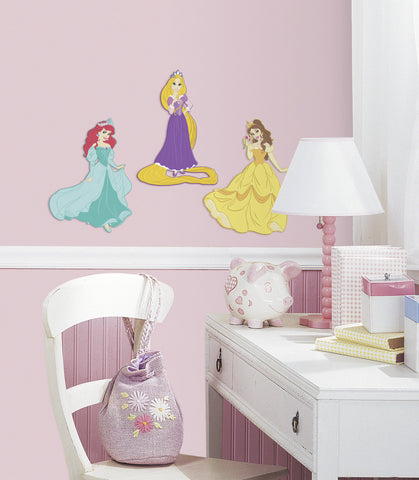 Disney Princess Foam Characters
