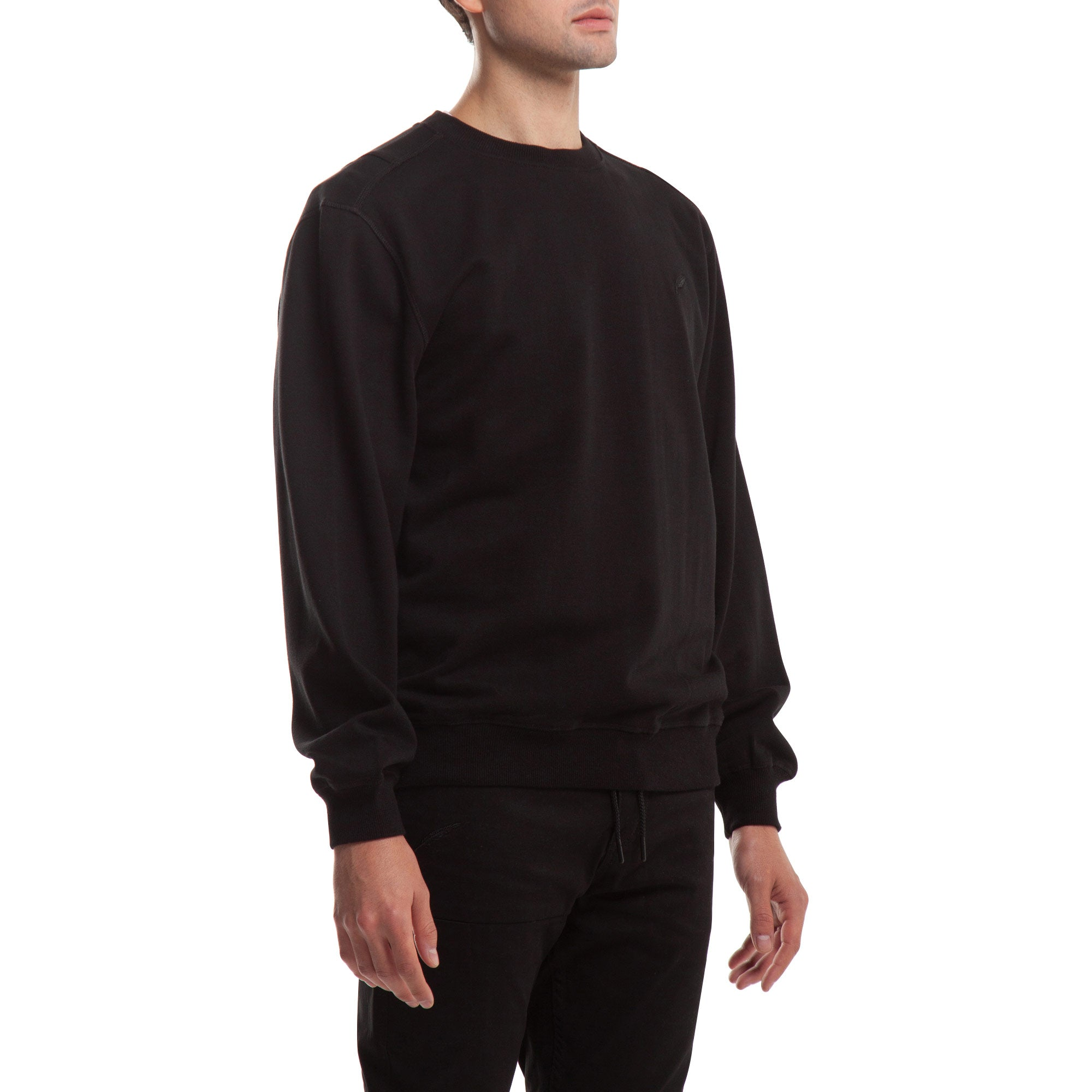 Index Crew Fleece - Black