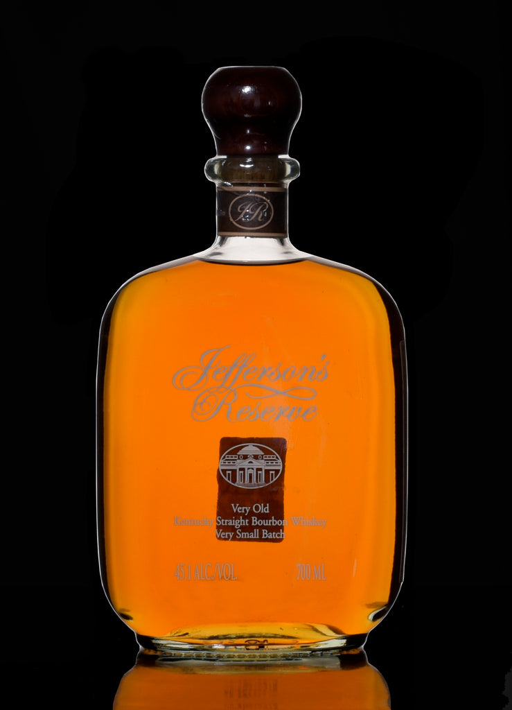 Jefferson Reserve  45,1 %   Very Small Batch