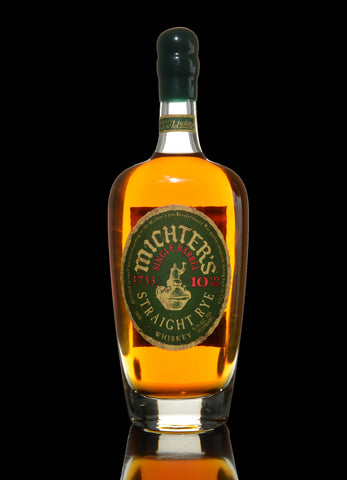 Michter's 10 Year-Old (Single Barrel Straight Rye) 700ml