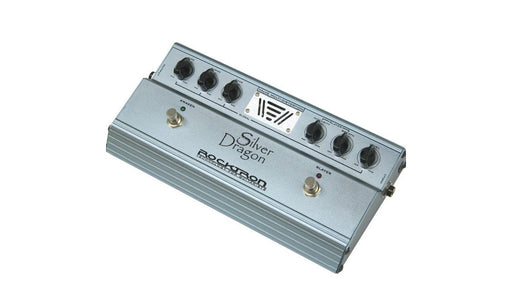 Rocktron Silver Dragon Tube Distortion Pedal - Feature