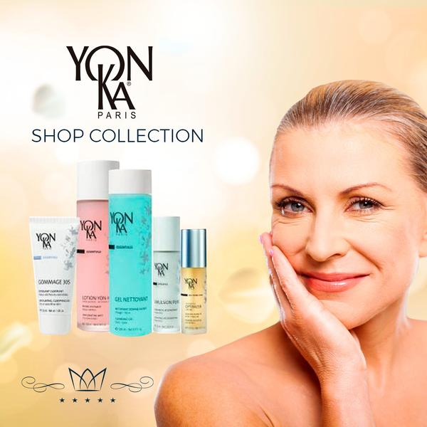 Yonka Paris Skincare Collection