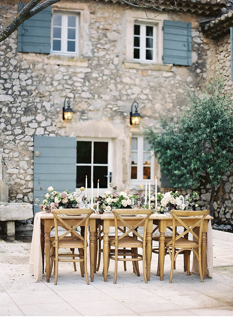 AMBER & MUSE / ETHEREAL PROVENCE BRIDE