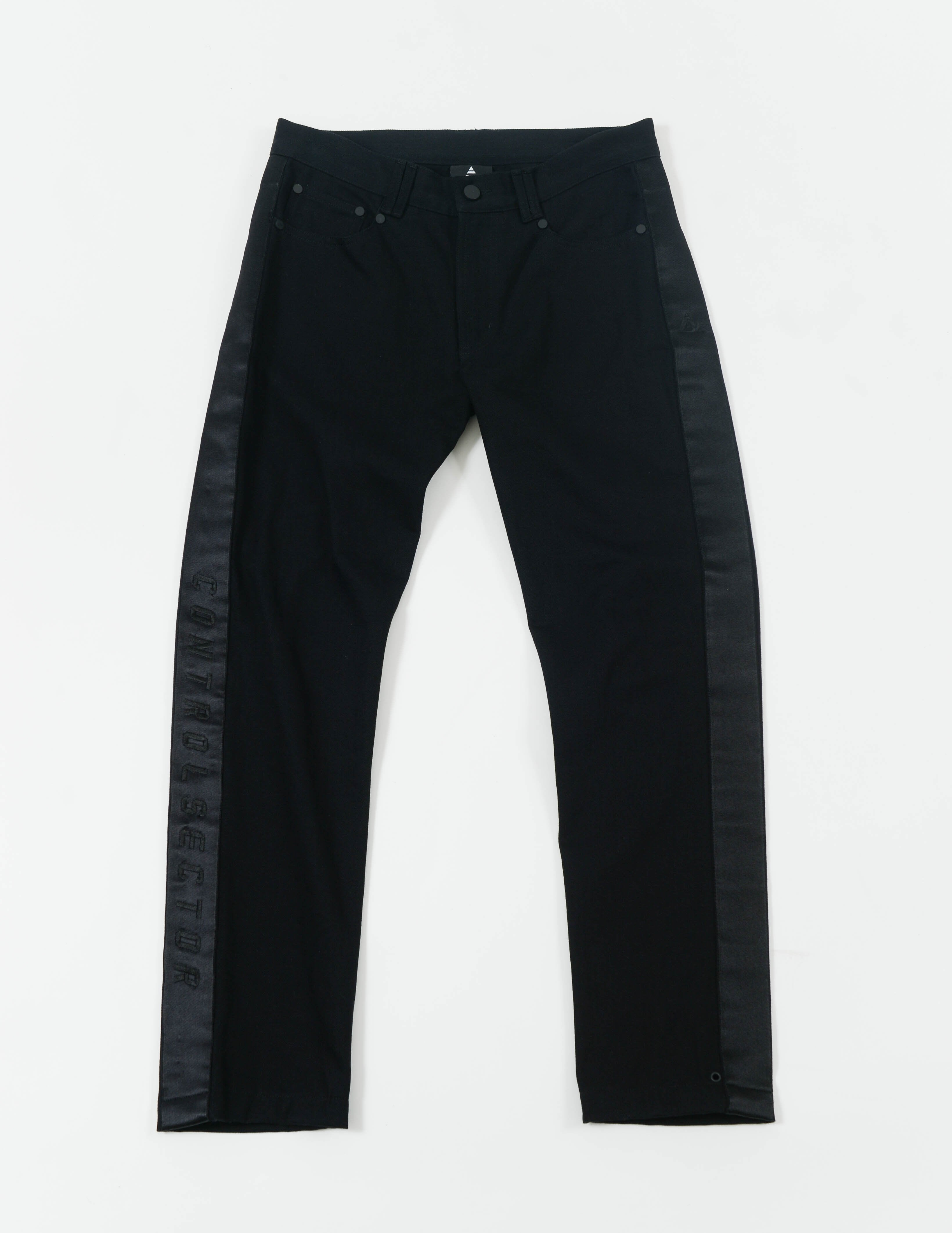 CON1720-01 CHILDREN OF NEVER - DENIM - BLACK