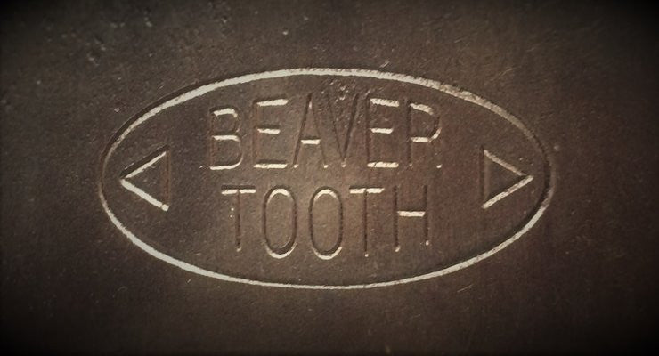 Beaver Tooth Handle Co. Defiance Lathe
