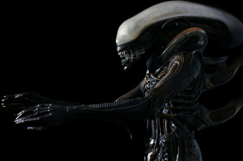 Alien: ALIEN - Life-size Replica Statue (Ask)