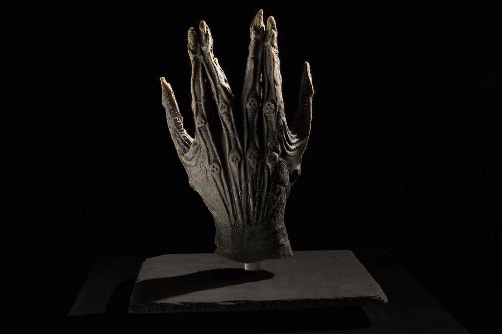 Screen-Used ALIEN Hand (INQUIRE ABOUT PRICE)
