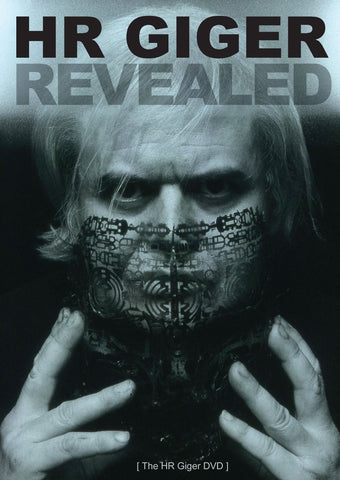 H.R. GIGER - GIGER REVEALED (DVD)