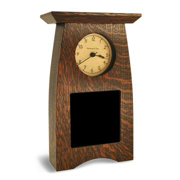 4x4 Arts and Crafts Clock