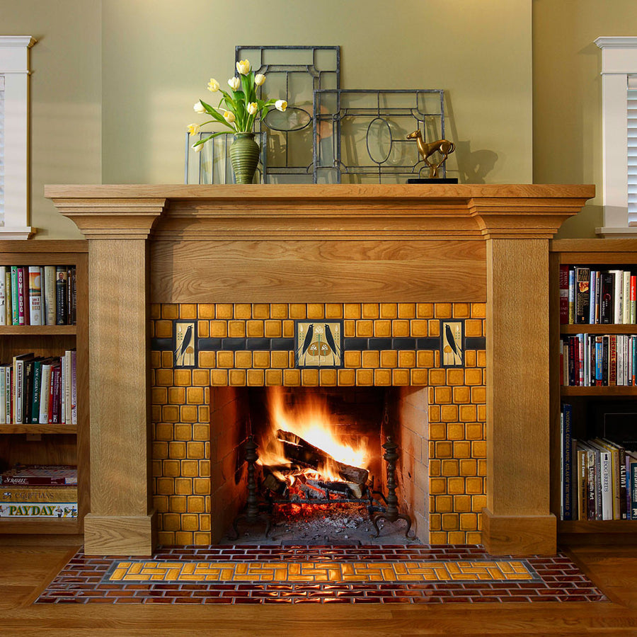 Songbird Fireplace